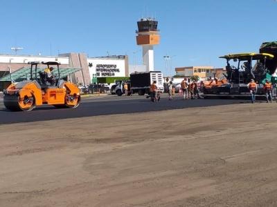 Aeropuerto de Morelia GAP