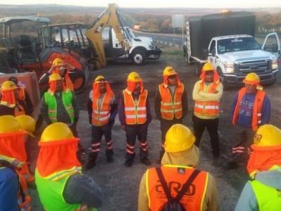 Bacheo en la Autopista Zapotlanejo – Lagos de Moreno para RCO Red Carretera de Occidente