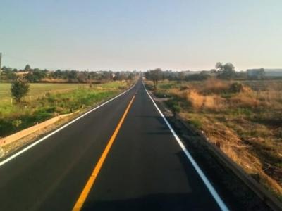 Reconstrucción de la Carr Tototlan-Tepatitlan Km 19+480 a 25+320 para SIOP Secretaria de Infraestructura y Obra Publica del Estado de Jalisco
